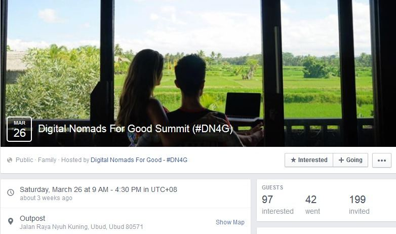 Digital Nomads For Good Summit