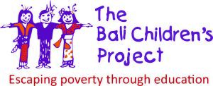 LOGO (Vector) - Bali Children's Project